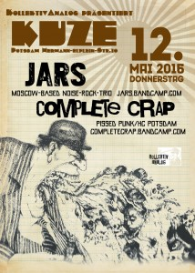Jars Complete Crap 2016
