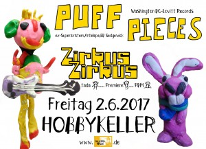Puff Pieces 2017