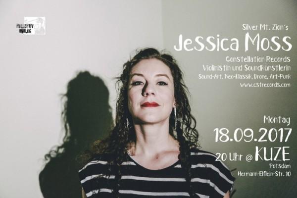 Jessica Moss 2017